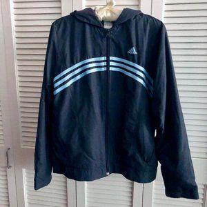 Adidas womens jacket with hood